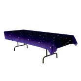 RTD-2544 - Magical Starry Night Large Table Cover or Stars Backdrop
