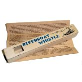 RTD-2555 - Little Boat Captain's Wooden Riverboat Whistle