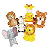 RTD-1394 - Zoo Animal Finger Puppets