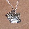 RTD-1399 - Metal Ten Commandments Necklace
