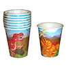 RTD-1480 - 8 pack of Dinosaur Party Cups