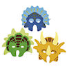 RTD-1498 - Foam Dinosaur Party Masks