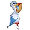 RTD-1505 - 36 inch Pelican - Mylar Balloon