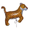 RTD-1509 - 30 inch Leopard - Animal Mylar Balloon