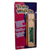RTD-1556 - Wooden Train Whistle Four-chamber 4-Tone