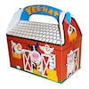 RTD-1615 - YEE-HAA! Barnyard Farm Party Treat Box