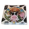 RTD-1622 - 16-pack Cow Print Farm Party Napkins