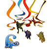 RTD-1689 - Dinosaur Hanging Party Swirls