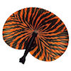 RTD-1764 - Tiger Print Folding Fan