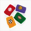 RTD-1795 - Terry Cloth Sport Ball Wristband