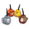 RTD-1810 - Plastic Jungle Safari Zoo Animal Cups