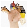 RTD-1983 - Vinyl Farm Animal Finger Puppets