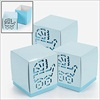 RTD-2014 - Boy Baby Shower Favor Box