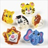 RTD-2070 - Plastic Zoo Animal Rings