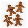 RTD-2207 - Vinyl Gingerbread Man Christmas Decoration