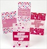 RTD-2228 - Valentine Mini Paper Treat Bag With Tape Closure