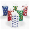 RTD-2248 - Assorted Christmas Holiday Paper Treat Bags