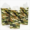 RTD-2313 - Camouflage Hunter Army Soldier Treat Bags