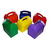 RTD-2378 - Assorted Color Treat Boxes for Party Favors