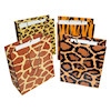 RTD-2384 - Exotic Jungle Safari Zoo Animal Print Gift Bag