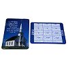 RTD-2477 - 12-pack CHURCH 2013 Plastic Wallet Card Calendars