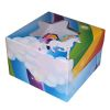 RTD-2480 - Fantasy Rainbow Unicorn Cupcake Boxes
