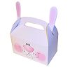 RTD-2497 - Easter Bunny Party Favor Treat Box with Rabbit Ears