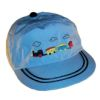 RTD-2503 - Train Cap for Toddlers - Lt Blue - Medium