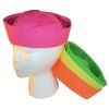 RTD-2514 - Economy Neon Cotton Sailor Hat for Children
