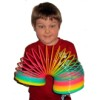 RTD-2588 - Super Large Deluxe Heavy Duty Rainbow Fun Spring