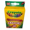RTD-2638 - 24 pk Box of Crayola Crayons