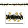RTD-2674 - 12 Foot Metallic Star Garland