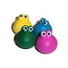 RTD-2688 - Frog Face Rubber Bouncy Ball