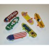 RTD-2742 - Large Plastic Finger Skateboards