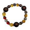 RTD-2776 - Handcrafted Magical Fall Beaded Bracelet