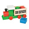 RTD-2781 - Wooden Block Zoo Express Train