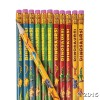 RTD-3143 - 12-pack of Dinosaur Party Favor Pencils