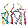 RTD-3637 - Plush Colorful 5 Foot Snake