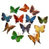 RTD-3813 - Assorted 2 Inch Vinyl Toy Butterflies