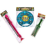 RTD-1452 - 3pc Set Jungle Jams Kids Musical Instruments