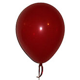 RTD-1546 - Red Latex Balloons - Large 12 inch