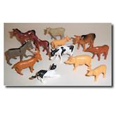 RTD-1616 - Vinyl Farm Animals