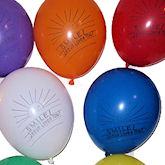 RTD-1712 - Smile! Jesus Loves You! Latex Balloons
