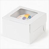 RTD-1806 - White Cupcake Boxes