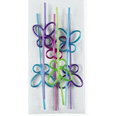 RTD-1833 - Butterfly Shaped Straws