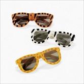 RTD-1836 - Plastic Animal Print Sunglasses for Children