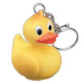 RTD-1843 - Vinyl Rubber Ducky Key Chain