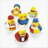 RTD-1885 - Carnival Rubber Duck