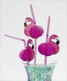 RTD-1927 - Tissue Flamingo Straws
