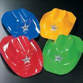 RTD-1973 - Plastic Cowboy Hats